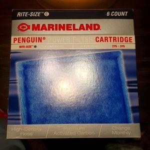 2 Marineland penguin filters size C